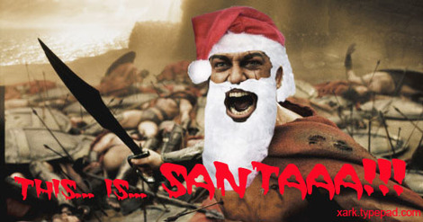 Sparta_santa